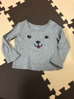 Tシャツリメイク。ワンピース子供