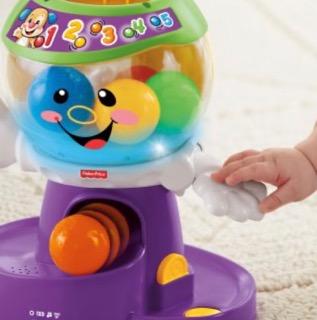 1歳0か月トイサブのおもちゃ